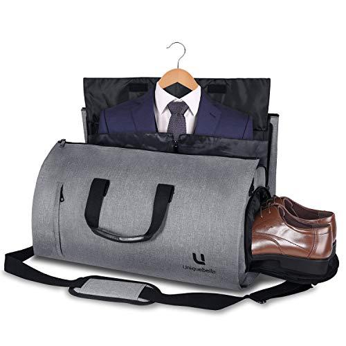 4d9954eaf Portatrajes de viaje Uniquebella. Bolsa de viaje portatrajes con  compartimento para zapatos. - latiendademaletas.com